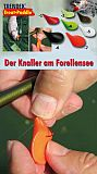 Behr Trendex Trout Paddle -1 #rot glitte