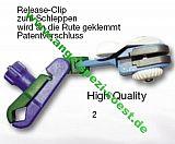 Eisele Downrigger Release Clip Modell 2