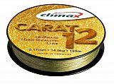 Climax Carat 12 Spiral Braid moosgrün 15