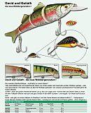 Paladin Wobbler Goliath Rainbow Trout
