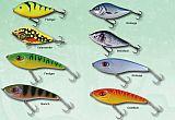 Paladin TF Jerk Bait -70mm 17g Weißfisch