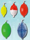 Buldo Wasserkugel -oval #-8g P-Rot