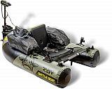 Black Cat Battle Boat Set 170x113cm