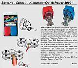 Minn Kota Batterie Schnellklemmen Set