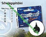 AngelSpezi ProLine Flachblei -7g