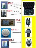AngelSpezi Batterie 23A-12V
