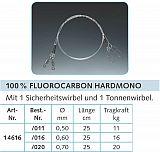 Balzer Fluorocarbon Vorfach 25cm 11kg