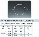 Balzer Fluorocarbon Vorfach 20cm 20kg