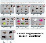 Balzer Fliegensortiment Meerforelle I