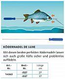 Balzer Köderfischnadel de Luxe 27cm