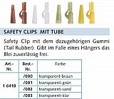 Balzer Edition Carp Safety Clips Sand