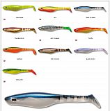 Quantum Battle Shad -8cm Rainbow