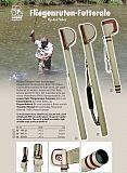 Behr Fliegenruten Futteral doppelt 145cm