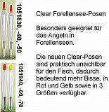 Behr Clear Forellenpose (1) 5gramm