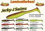 """Castaic Jerky J Swim 5"""" 12,5cm Pearl Bl"""