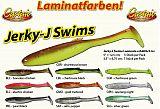 """Castaic Jerky J Swim 5"""" 12,5cm Silver G"""