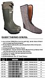 DAM Winterstiefel Quest Thermo Boots 43
