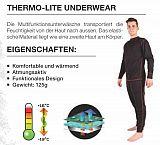 DAM Unterwäsche Thermo Lite   S