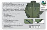 DAM Softshell Jacket XXL
