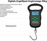 AngelSpezi Digital Waage -25kg Typ 3