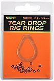 Drennan ESP Teardrop Rig Rings Small