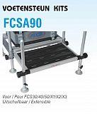Fix-2 450er FCS Fußpodest 30-40-50-sc