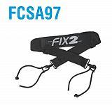Fix-2 FCS 3 Punkt Tragegurt mit Schutz