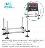 Fix-2 450er FCS Plattform Rahmen