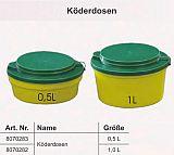 FTM Köderdose Alkatraz 0,5 Liter