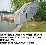 AngelSpezi Anglerschirm PVC 250cm