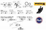 Sportex Fuji EZ Hook Keeper Hakenhalter