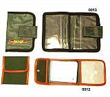 DF Vorfachmäppchen Textil 10 + 1 Fächer