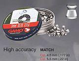 Gamo Match Diabolo geriffelt 4.5mm 500pc