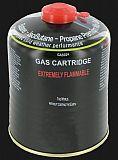 Gas Kartusche Butan Propan 70-30 450g