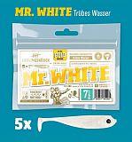 Lieblingsköder Shad -75mm #Mister White