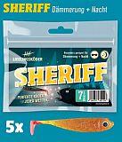 Lieblingsköder Shad -75mm Sheriff
