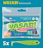 Lieblingsköder Shad -75mm Wasabi