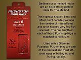 Drennan Pushstop Hair Rig Carp Method 12