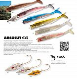 Hart Absolut Eel Set 135mm - BB-GB-OW