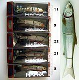Hart Wobbler Hapax 110mm Farbe 09