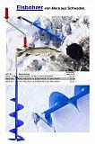 Jenzi Eisbohrer Ersatzmesser 200mm
