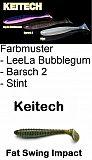 "Keitech FAT Swing Impact 2,8"" 7,0cm Ba2"