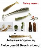 "Keitech Swing Impact 3½"" 8cm HSS"
