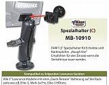 Ram 101-Lo11- 1,5`` Zoll Gerätehalter