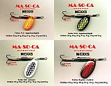 MA-SO-CA Spinner MExxS 10g GiD 12