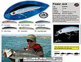 Molix Finder Jerk Wobbler 15cm Farbe 058