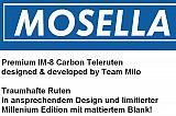 Mosella Rute, Rounder 2, Tele 330 30-60g