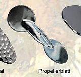 Profi Blinker Propellerblatt, ku-me, 1