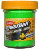 Powerbait Natural Scent Garlic Sp. Green