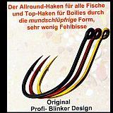 Profi Blinker Wahnsinnshaken -8 schwarz